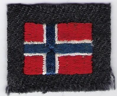 Shoulder patch of Free Norwegian Air Force unit of RAF, 1940-45