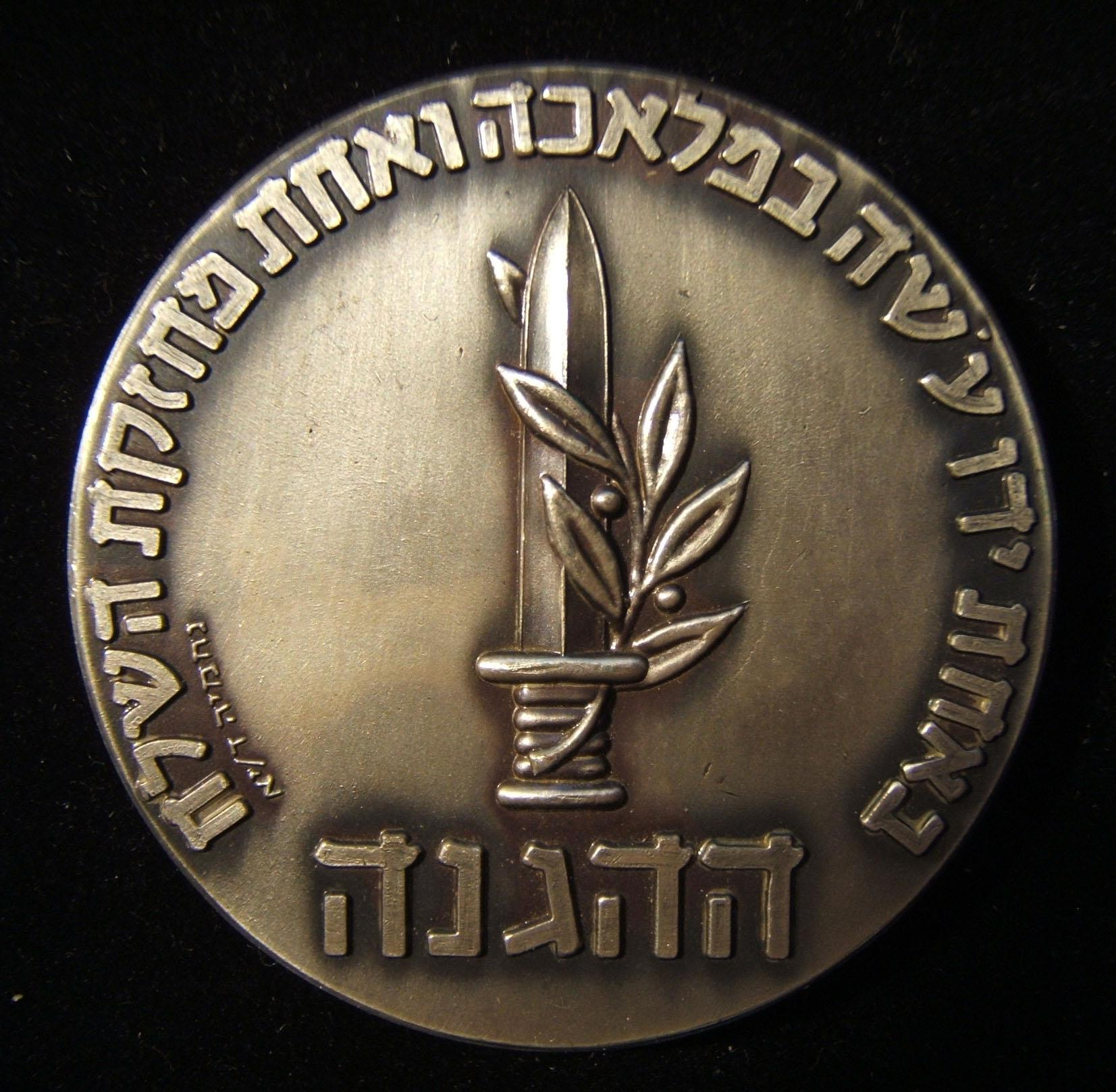 מדליה 50 למדינת ישראל, מדליה 1970, על ידי אלישע מדליה