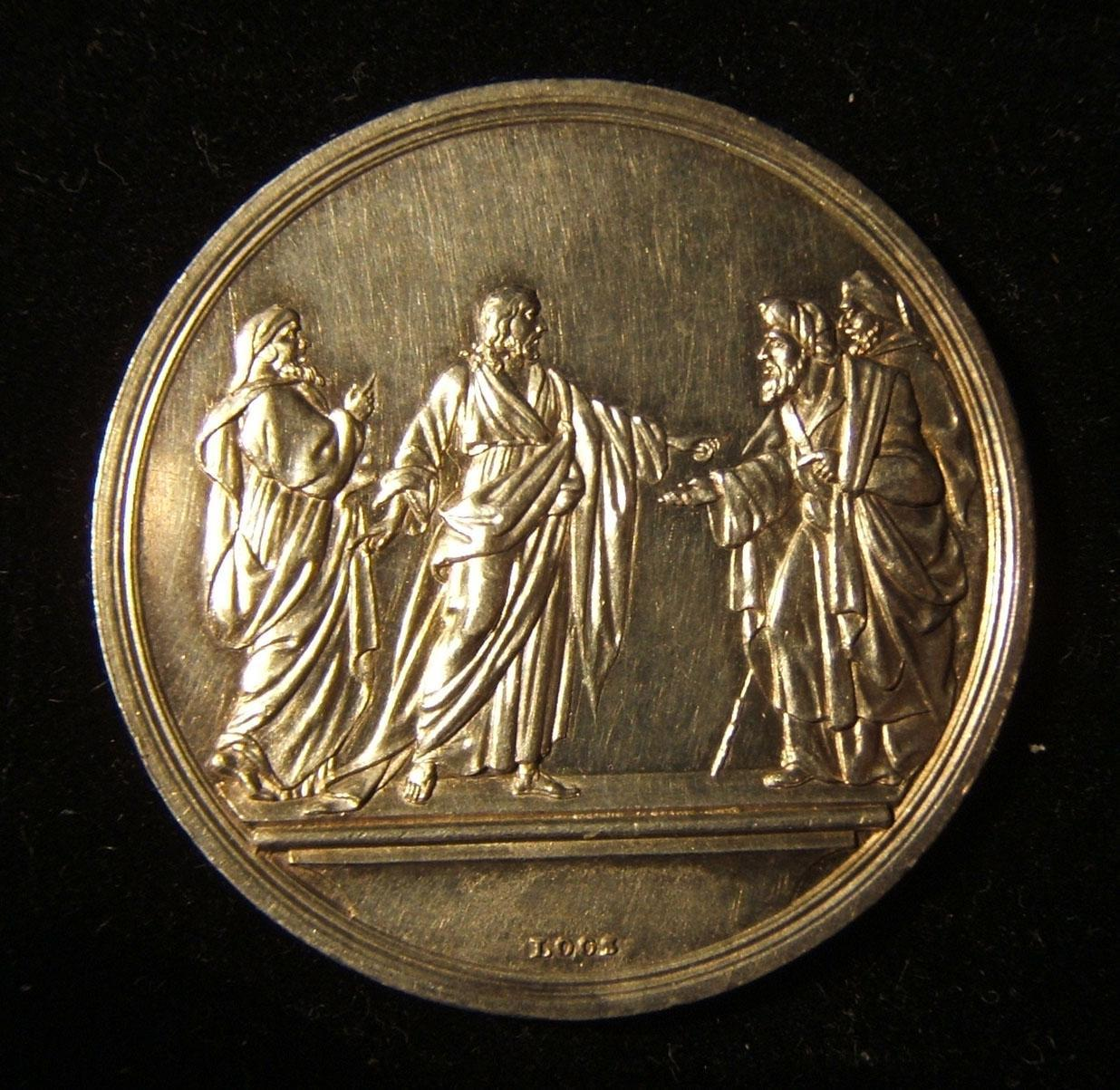 Germany: Religious festivals 'occasion' medal (