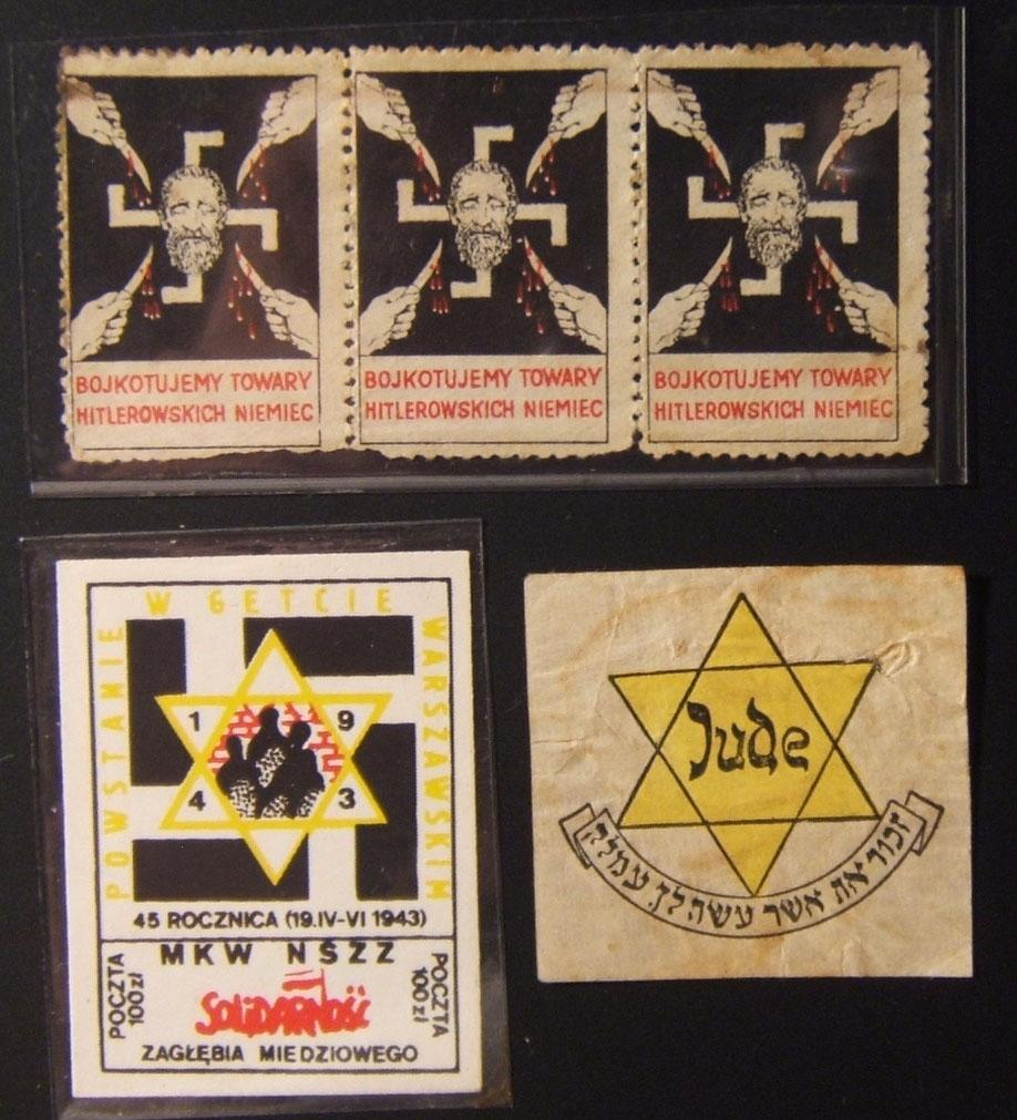 Poland: political/Holocaust-era labels, 1930s/1980s