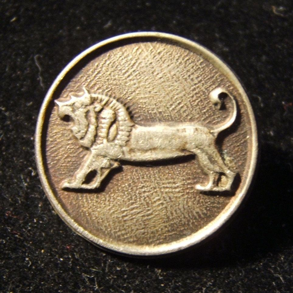 Israel: IDF emblem pin of the