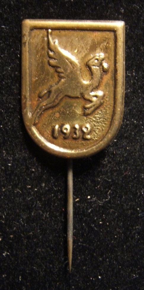 أرض إسرائيل / فلسطين 1932 المشرق في تل أبيب التذكاري