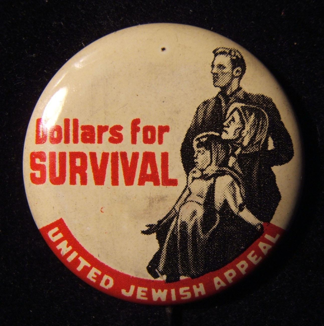 USA: United Jewish Appeal