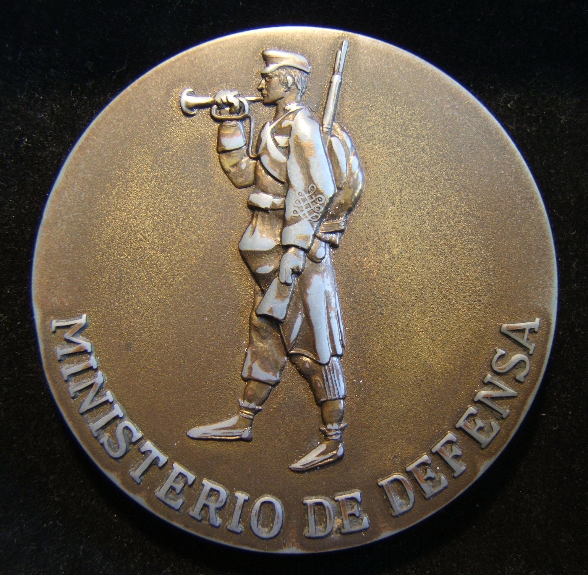 Spanien: Verteidigungsministerium (