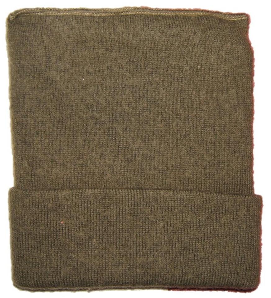 Israel: Olivgrüner 'Kova Gerev' ('Socke-Hut'), ca. 1947-48. Weitgesehen & weitverbreitet während des Unabhängigkeitskrieges 1947-49, überraschend schwer zu finden - möglicherweise