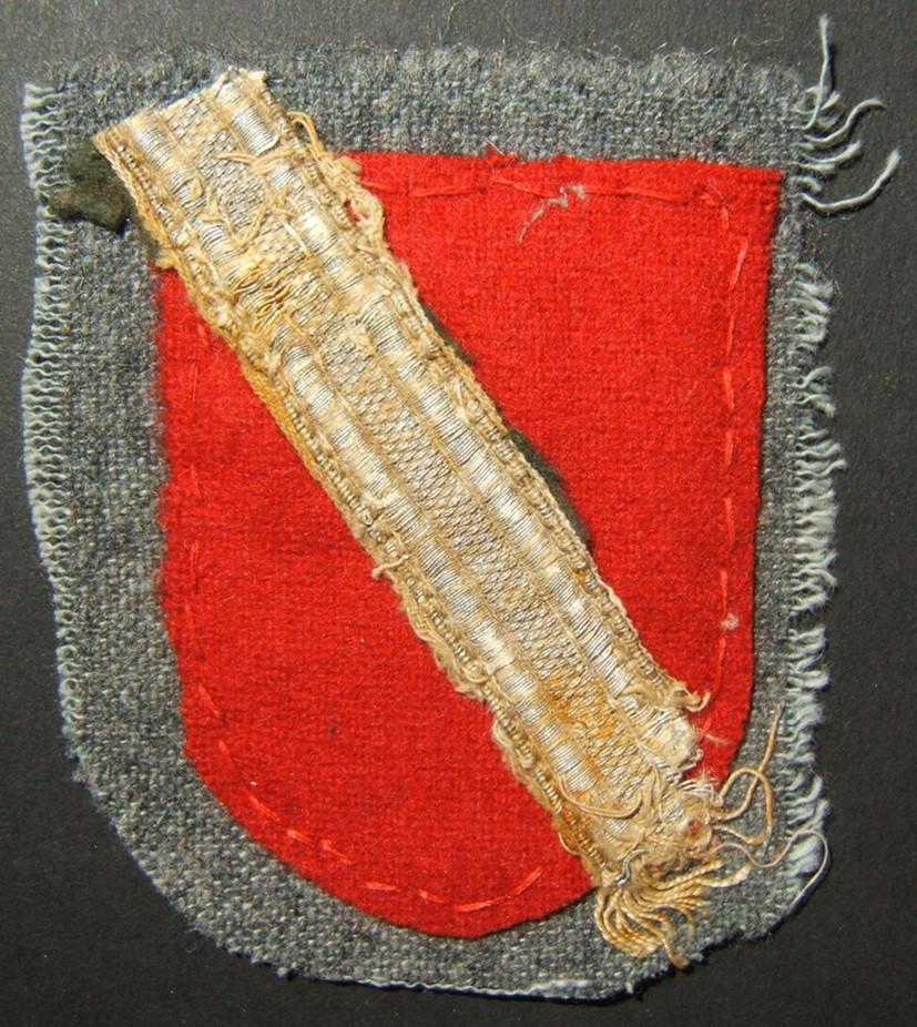 עבודת יד צבאית של מלחמת העולם השנייה יחידת פעולה של הקוזאק של הנאצים הוורמאכט