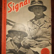 'Signal' German WWII propaganda magazine, French ed. 9, May 1941