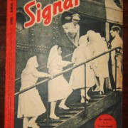 'Signal' German WWII propaganda magazine, French ed. April-May 1944
