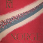Book: 'Norge i Fest' ('Norway Celebrates') liberation commemoration, 1945
