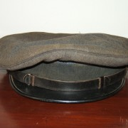 IAF visored hat in gray-blue, c. 1950s