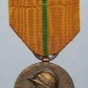 Belgian King Albert Commemorative Medal 1909-34 in bronze