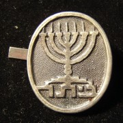 Israel: Betar movement emblem badge, circa. 1960's