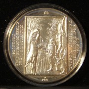 Germany: Moses Mendelsohn Research Center Univ. Potsdam silver medal, 1993