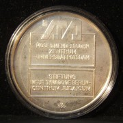 Germany: Moses Mendelssohn Center silver award(?) medal