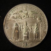 Netherlands/Hapsburg Empire: Edict of Toleration appreciation medal, 1782 w/