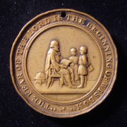 Great Britain: Liverpool Educational award to Hebrew School student, 1880