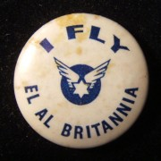 Promotional pin for