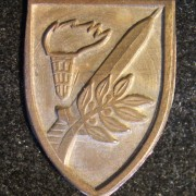 Tunic pin of the IDF's