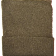 Israel: olive green 'Kova Gerev' ('sock hat'), circa. 1947-48. Widely seen & used during 1947-49 War of Independence, surprisingly hard to find - possibly because vulnerability