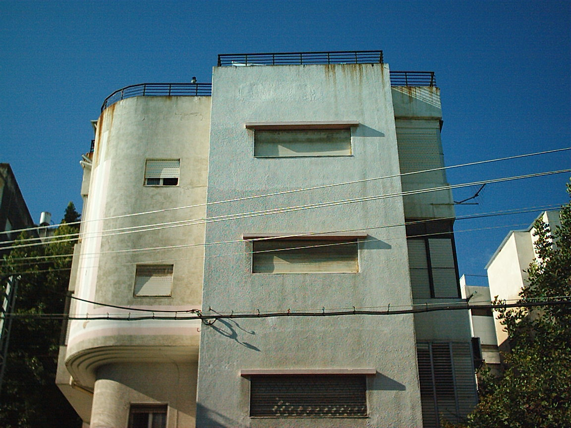 israeli bauhaus architecture history photos styles designs at